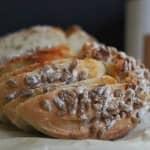 Pão simples de Trigo e Centeio