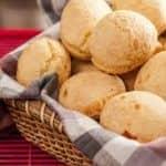 Pão de Queijo sem queijo, sem leite sem glútem
