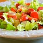 Coma saladas