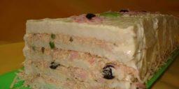 Torta Fria de Atum