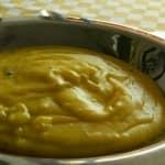 Mousseline de Batata Baroa