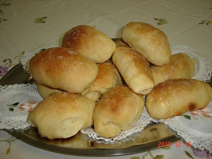 Pãozinho de Mandioca