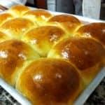 Pão de leite diet de liquidificador
